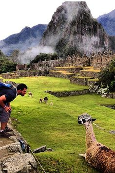 Machu Picchu | The 17 Most Stunning Places In The World To Take A Selfie