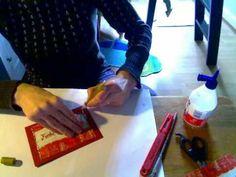 How to make a Christmas POp UP Cards?
