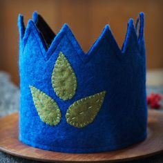 Waldorf Birthday Crown