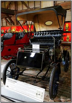 1903 Columbia Electric Runabout (2) by mrkyle229, via Flickr