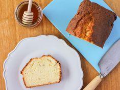Lavender Milk Cake