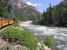 Durango, Colorado (Durango to Silverton train)