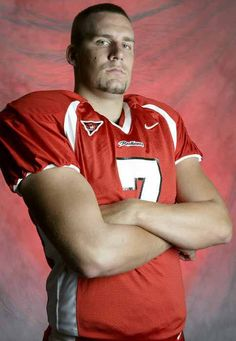 PITTSBURGH STEELERS~Ben Roethlisberger at Miami (OH)