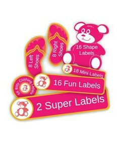 Name Bubbles: Whether your child is headed to daycare, camp, or a sleepover party, these waterproof stickers will ensure their belongings (backpacks, sweatshirts, water bottles, and more) make it home safe and sound.