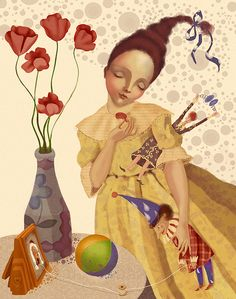 """Children`s Book Illustrations by Julia Valeeva, !"""" Fairytales for kind hearts"""""""