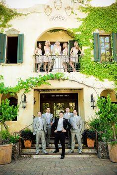 Kenwood Inn Wedding