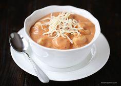 Creamy tomato tortellini soup I Heart Nap Time | I Heart Nap Time - Easy recipes, DIY crafts, Homemaking