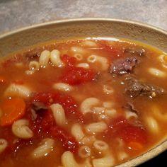 Granna Soup!!!