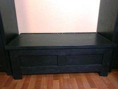 DIY Storage Bench
