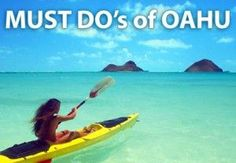 Gotta Get That To Do List Started For Dec Holiday!! Must Do's Of Oahu | Luckywelivehawaii