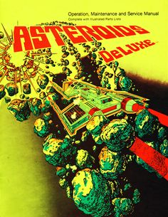 Asteroids DeLuxe (19