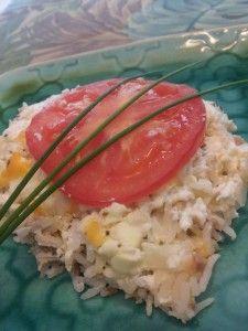 Tuna Rice Casserole | Kidney Community Kitchen