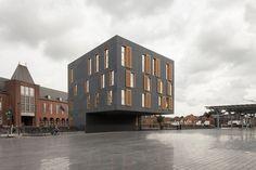 City square Mortsel / ABSCIS Architecten