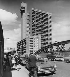 trellick tower - ërno goldfinger - royal borough of kensington & chelsea