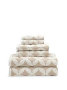 Luxor Linens / Prati Towel Set (6 PC)