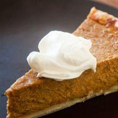 Dairy-free pumpkin pie.  Killer Pumpkin Pie