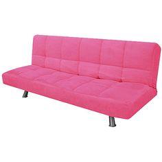 Pink Mini Futon