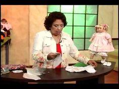 Mujeres del 2000,como hacer muñecas,Lilliam Muñoz - YouTube
