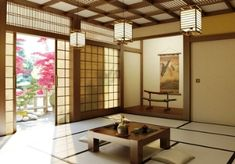 Asian Interior Architectur Interior Design Styles Japanes Interior