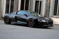 Audi R8 phantom!