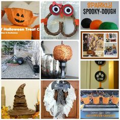 10 Fun Fall & Halloween Crafts To Do With Your Family!