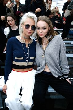 Cara Delevingne and
