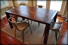 farmhous tabl, farmhouse table, chase hous