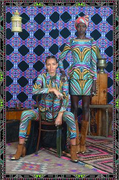 african fashion, peplum tops, ethnic fashion, pattern, fashion styles, mara hoffman, fashion editorials, fall 13, tribal prints