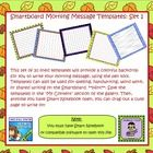 If you have a Smartboard and like to write your class a morning message, this set of 10 templates will add a little pizzazz to your messages! Simpl...