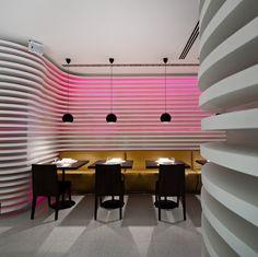 Sushi Cafe Avenida By Miguel Saraiva Associados