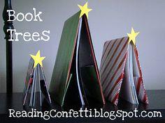Book Trees & The Mitten ~ Reading Confetti