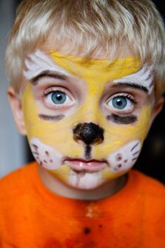 Face painting for little people with BIG Imaginations!