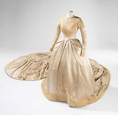 Wedding dress 1960
