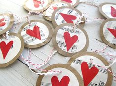 Love Notes Garland