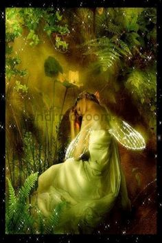 Fairy photo idea