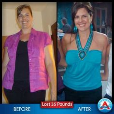 """Before Atkins I paid hundred of dollars every month trying to find a quick fix."" See how Sarah Geiger lost 35 pounds on Atkins here: http://www.atkins.com/Program/Success-Stories/Sarah-Geiger.aspx"