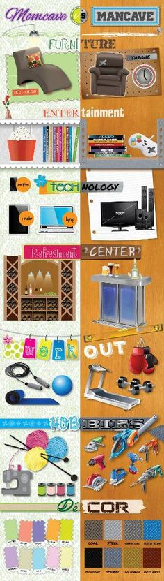 Create the Ultimate Mom Cave for Mother's Day [INFOGRAPHIC]