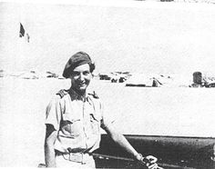 Susan Travers (23 September 1909–18 December 2003) was an Englishwoman who was the only woman to serve officially with the French Foreign Legion. Living in France when World War II began, as trained as a nurse she became an ambulance driver. When France fell to the Nazis, she joined the Free French Forces. In 1941, she was sent to Syria and then to North Africa.