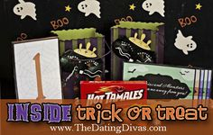 Inside Trick or Treat date