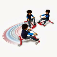 Holiday Gift Guide - Radio Flyer Ziggle Review + Giveaway