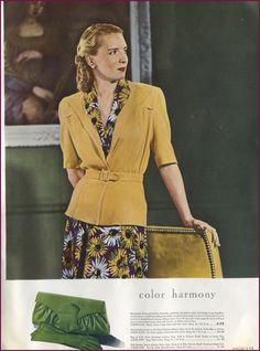 Spiegel catalog, spring/summer 1943.