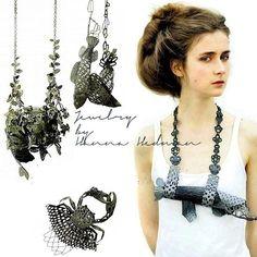 Jewelry by internationally acclaimed and award winning Swedish designerHanna Hedman