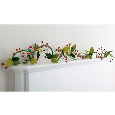 Felt Christmas Garland | The Company Store
