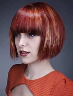 Choppy Bob Hairstyles - Choppy bob hairstyles are a great fit for most face shapes and they can add texture to your locks for a better look. Find out more about choppy bob hairstyles.