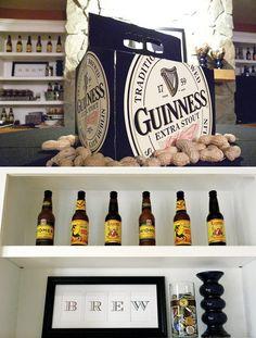 birthday parties, beer tasting, birthdays, theme parti, pub theme