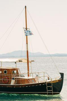 Kalamaki Beach in Corfu Greece