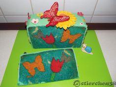 Spring+cake