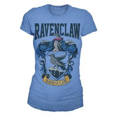 Ravenclaw Coat of Arms Babydoll $22