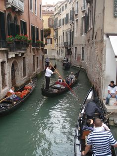 Venice- Gondola Alley: A MUST when visiting Italy! LOVED!
