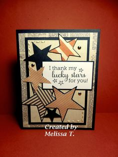 Melissa T.: August ODBD/OWH Challenge-Stars